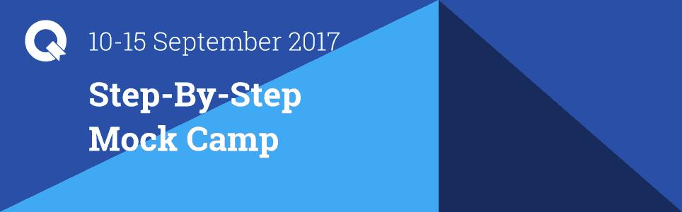 EQELIBRIUM Step-By-Step Mock Camp 2017