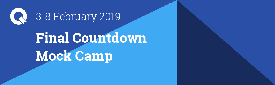 EQELIBRIUM The Final Countdown Mock Camp 2019