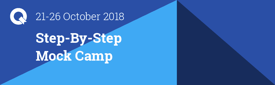 EQELIBRIUM Step-By-Step Mock Camp 2018