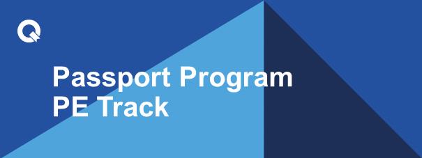 Passport Program PE Track